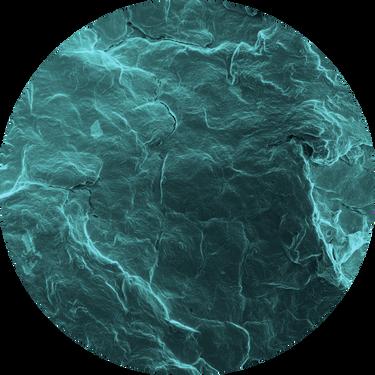 Rissige Haut unter Mikroskop